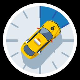 Яндекс такси в Ангарске