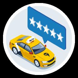 Яндекс такси в Перми